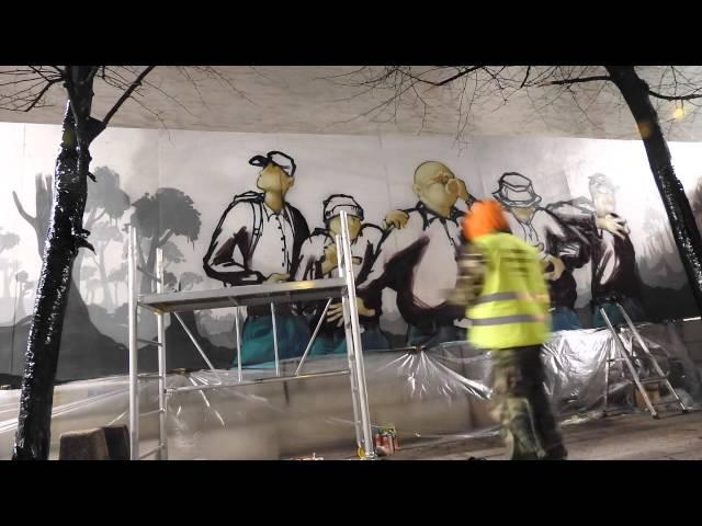 Sprayday x Bobby Analog
