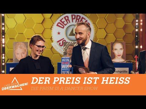 Der Preis ist heiß | Die PRISM Is A Dancer Show mit Jan Böhmermann