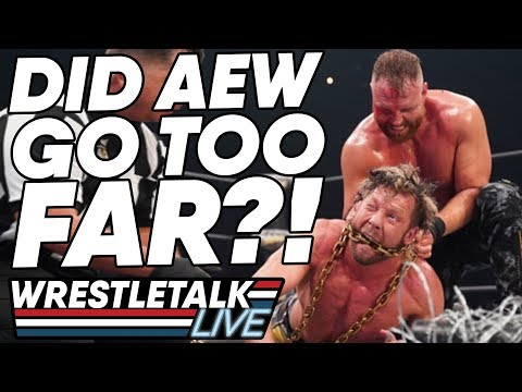 Did Jon Moxley vs. Kenny Omega Go TOO FAR?! AEW Full Gear 2019 Review! WrestleTalk Live