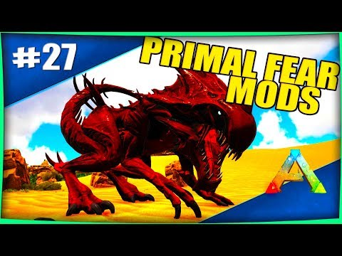APEX REAPER KING   ARK Mod Fr Primal Fear #Ep27 - Ionix_Tv - thtip com