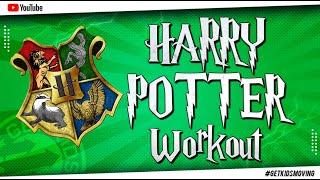 HARRY POTTER 'HOGWARTS' SCHOOL WORKOUT