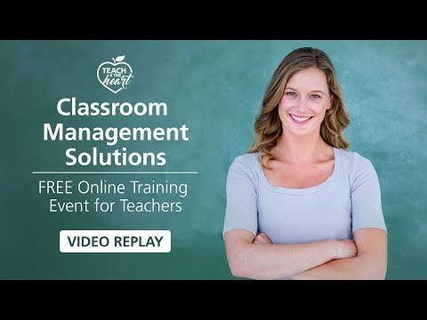 Classroom Management Solutions live training - YouTube