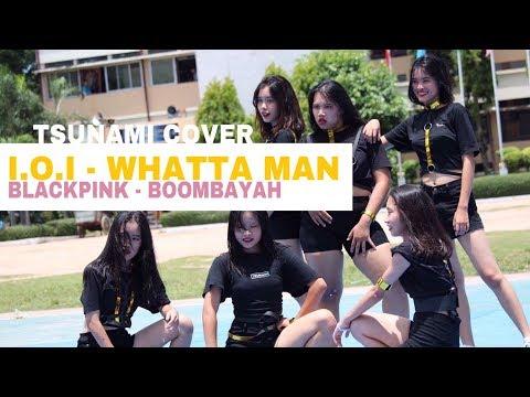 Download I O I Whatta Man Good Man Blackpink Boombayah Dance