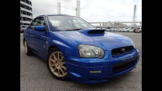 Rare Subaru Impreza WRX STI Spec C we picked up recently. A great stock looking example looking fab.