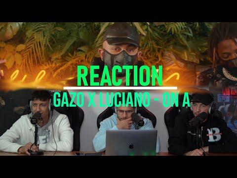 "Yavi tv reagiert auf ""GAZO x LUCIANO - ON A"" | Stream Highlights"