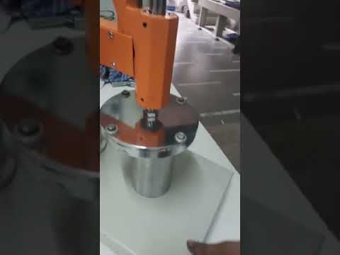 Manual Glass Sealing Machine