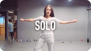 Solo   Clean Bandit Ft. Demi Lovato  Jane Kim Choreography