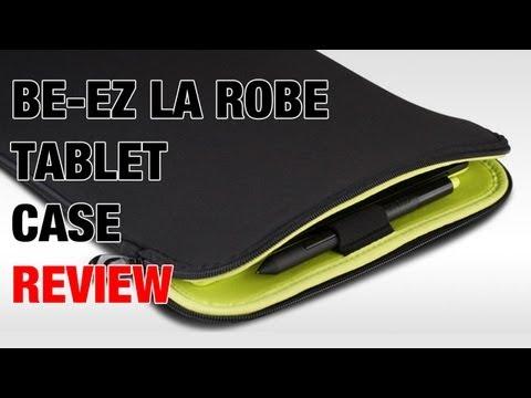Be-ez LArobe Tablet Sleeve Review