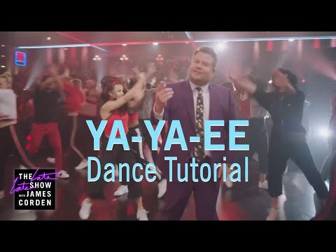 Ya-Ye-EE Dance Tutorial - Based on 'Juice' by Lizzo