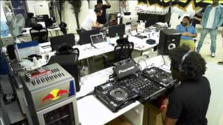 DJ Pierre & Sierra Sam - Analog Room Takeover @ Pioneer DJ Lab