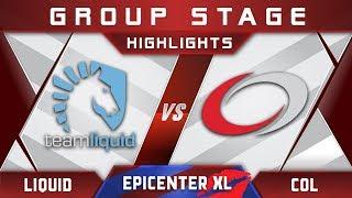 Liquid vs coL EPICENTER XL Major 2018 Highlights Dota 2