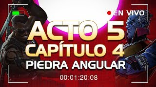 "Acto 5 - Capitulo 4 ""Piedra Angular"" | Marvel Contest of Champions"