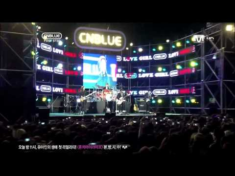 [110324] CN Blue - Love Girl @ CN Blue First Step