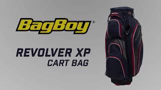 Revolver XP Cart Bag-video