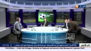 preview picture of video 'عثمان عريوات يقصف بالثقيل بعد فشل الجزائر في استضافة   2015'