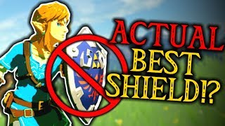 The ACTUAL Best Shield in Breath of the Wild!?