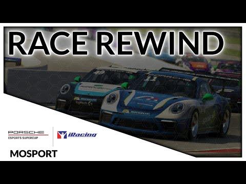 Porsche Esports Supercup | Race 5 - Canadian Tire Motorsports Park | Race Rewind