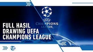 VIDEO: Hasil Drawing Liga Champions 2019/2020 Babak Grup, Grup F Neraka