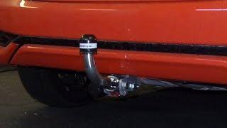 Anhängerkupplung Honda Jazz abnehmbar 1144400