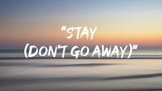 David Guetta   Stay (Lyric Video) Feat. Raye