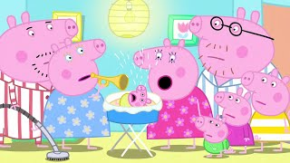 Peppa Pig Official Channel | The Noisy Night