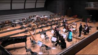 preview picture of video 'Absolventský koncert Anety Andělové (Konzervatoř, Teplice) - zobcová flétna'