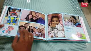 Best Baby Photo Albums | Babys First Birthday Photo Books - Picsy