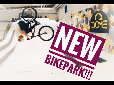 NEW BIKEPARK !!! (Air bag, Foam pit, Pumptrack, Skatepark) NEXT LEVEL!