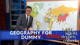 Geography 101: World Maps Trump Can Understand - Video Youtube