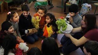 Sprachförderung  mit Puppentheater- NEU: Workshop Puppenspiel für Pädagogen