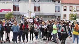 Podnebni štrajk v Ljutomeru