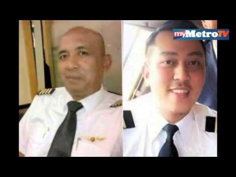 Tragedi MH370: Rakaman audio terakhir MH370