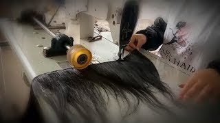 Are You Curious How Your Hair Weave Were Made? | Elfin Hair
