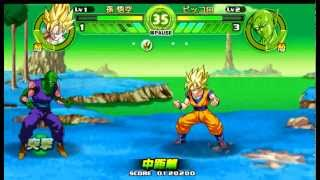 Dragon Ball Tap Battle - Android Gameplay
