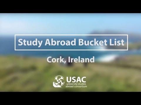 Cork Bucket List