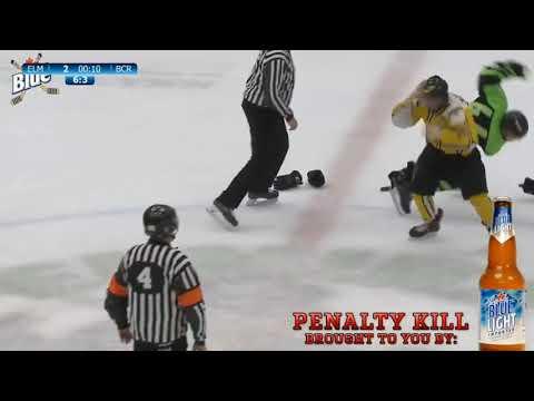 Austin Petrie vs. Jake Mortley