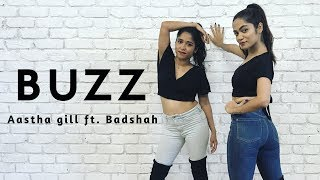 Buzz | Aastha Gill Ft. Badshah | Dance Cover | LiveToDance With Sonali