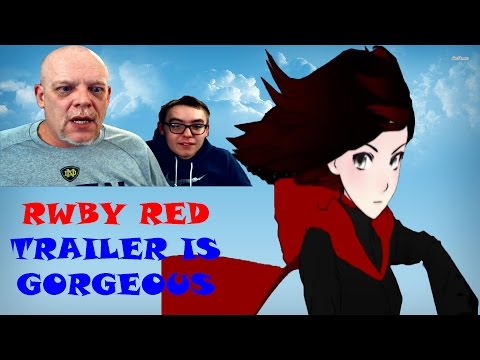 Couple Reacts RWBY Red Trailer Reaction - Naijafy