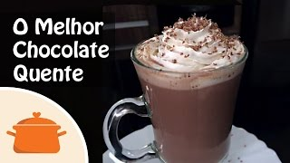 Dicas para preparar um chocolate quente delicioso