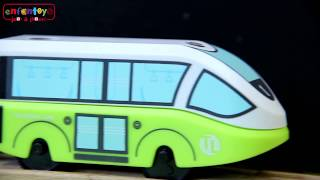 Tramway motorisé