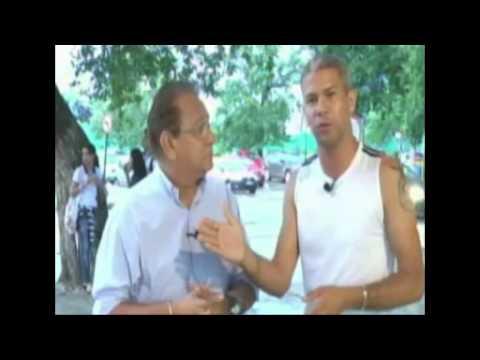 Anísio entrevista Sáimon Rio no Viva Porto Velho - Gente de Opinião