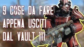 Fallout 4 - 9 Cose da fare appena usciti dal Vault 111