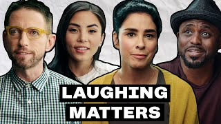 video thumbnail Comedians Tackling Depression + Anxiety Makes Us Feel Seen | Laughing Matters Documentary