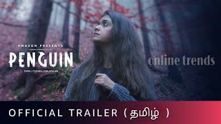 Penguin full movie in tamil 4K Ultra HD | New tamil movie \ Tamil movies review