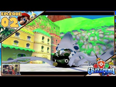 Super Mario Sunshine - Bianco Hills FLUDDless Platforming, Ricco Harbor Gooper Blooper - Episode 2