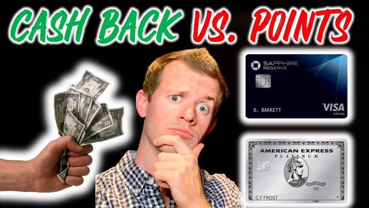 CHARGE CARD 101: Cashback vs. Benefits Credit Cards (Comparing Money Back vs. Travel Benefits) thumbnail