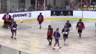 Midget Lacrosse Gold Ontario vs First Nations