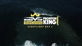 World Cup Gran Canaria Fronton king 2018 Hightlight Day 1
