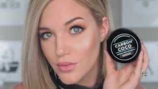 CARBON COCO TEETH WHITENING REVIEW