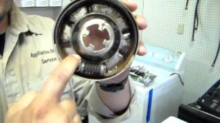 Kenmore / Whirlpool Washer Not Spinning 1